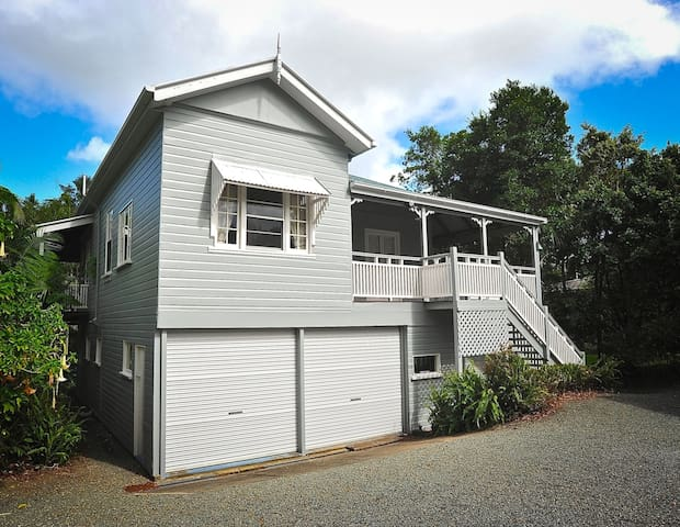 Cottage Mt Tamborine - ex location - North Tamborine - Maison