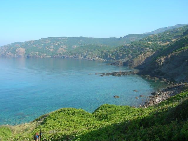 A 3 km dal mare di Bosa Marina - Modolo - Huoneisto