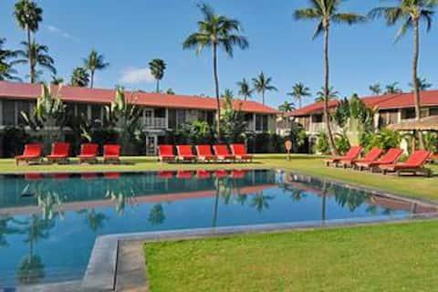 Aina Nalu Resort Studio, AC, wifi, 2 pools