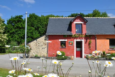 Lovely Cottage in quiet countryside - Conquereuil