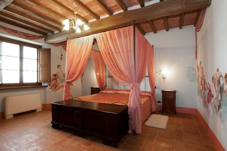 wonderful villa in Tuscany - Monte San Savino