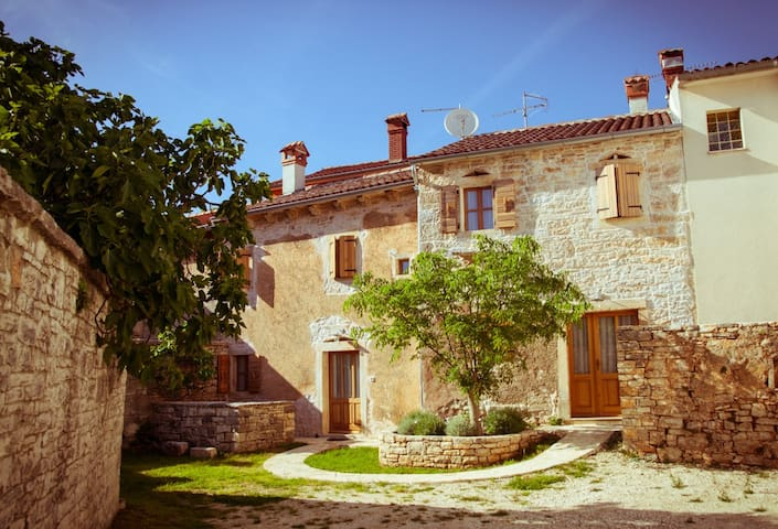 Amalia — Charming Old Istrian House - Žminj - บ้าน