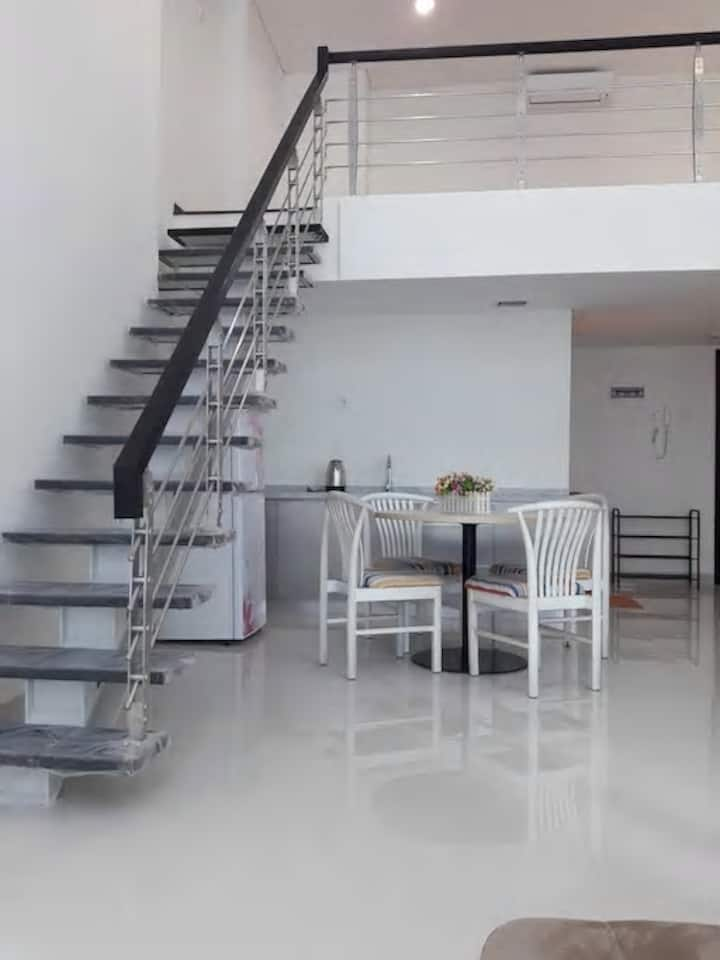 Apartment in Le Thanh Tan Tao 168