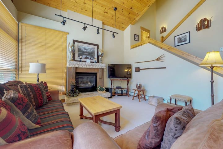 8716 Ski Tip Townhomes, three bedroom town home
