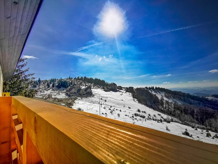 NEW!!! Beautiful view APARTMENT Kopaonik - Skiing