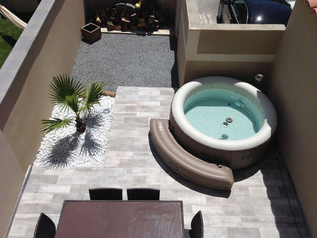 Maison contemporaine et confortable - Monteux - Casa