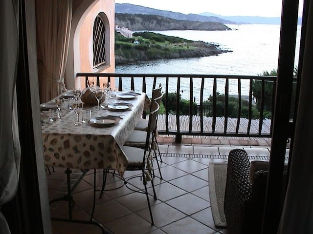 Porto Cervo - Flat Sea View with Private Beach - Porto Cervo - Квартира