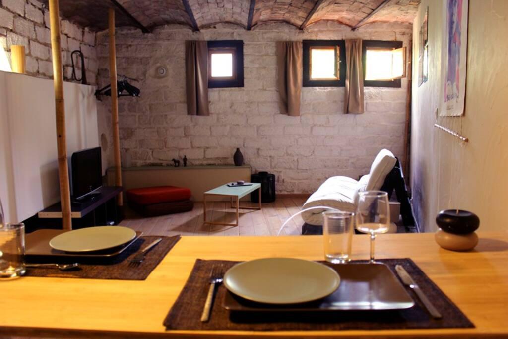 Ambiance loft