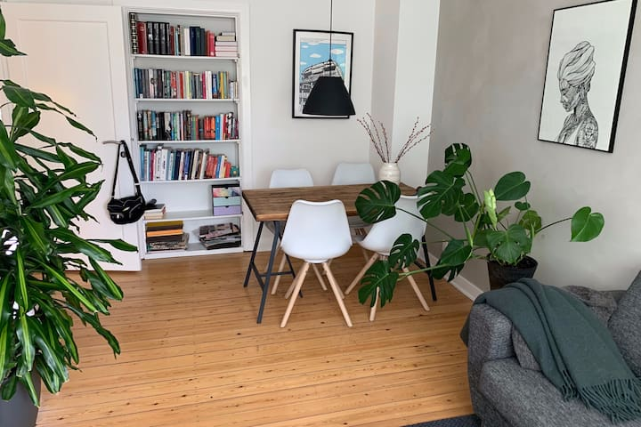 Cosy and charming apartment in Copenhagen NV