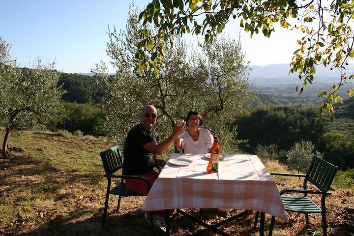 #TUSCANY LOVERS #ALBERGO DIFFUSO - Castelfranco di sopra - Ház