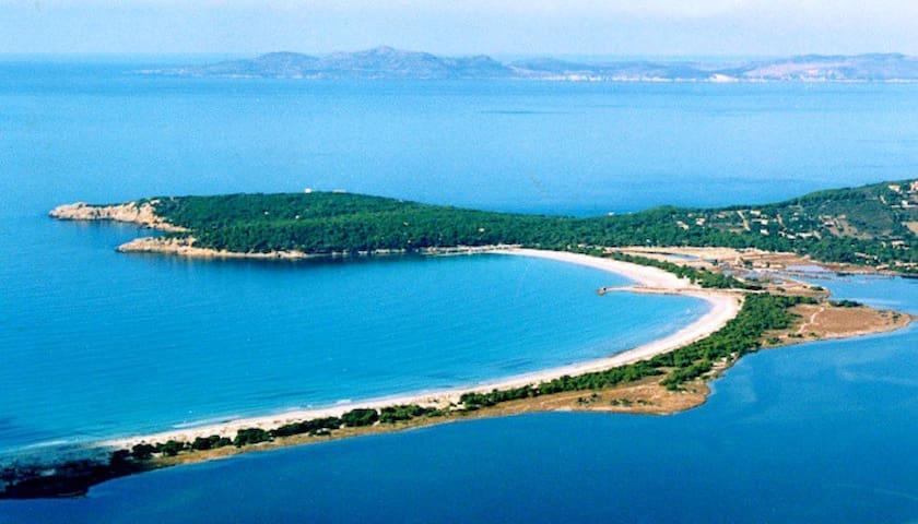 Villa Is Domus Sud Sardegna  - Sant'Anna Arresi - บ้าน