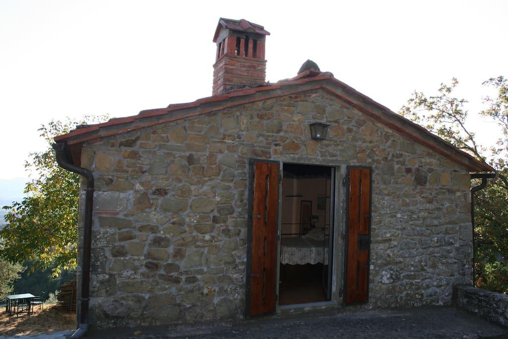 facciata Monte