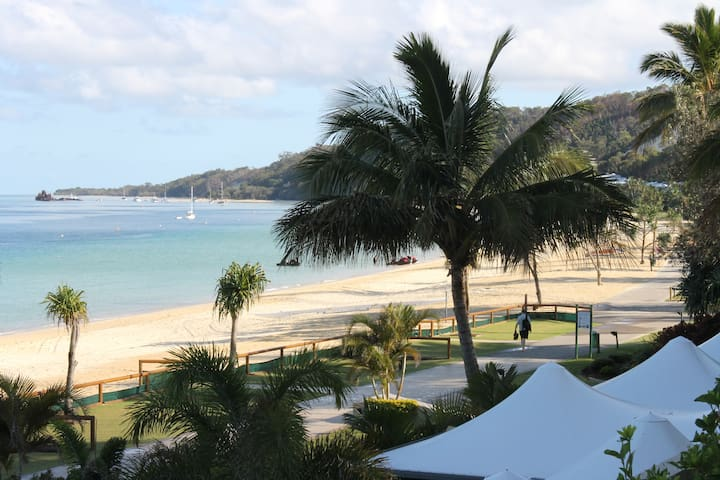 Tangalooma Resort Beachfront Apartment - Moreton Island - Wohnung