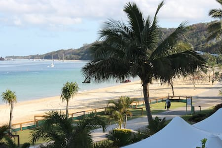 Tangalooma Resort Beachfront Apartment - Moreton Island - Huoneisto