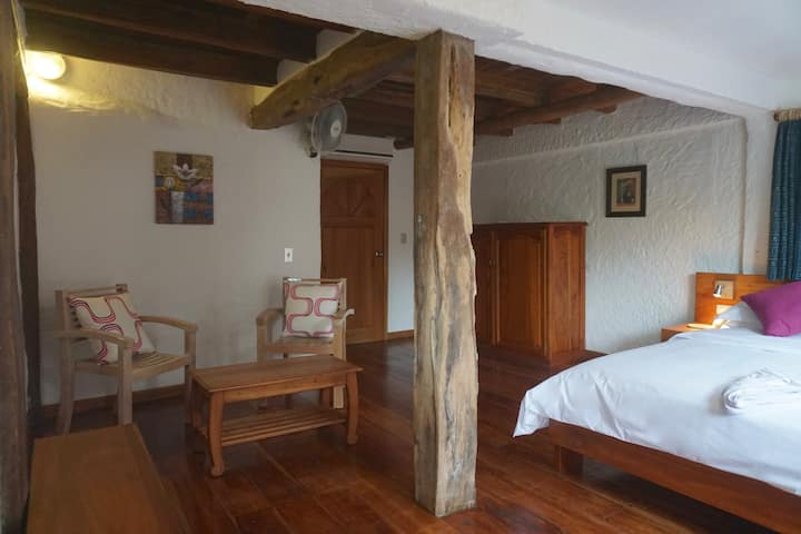 ENCHANTED GALAPAGOS LODGE-Superior Double Room