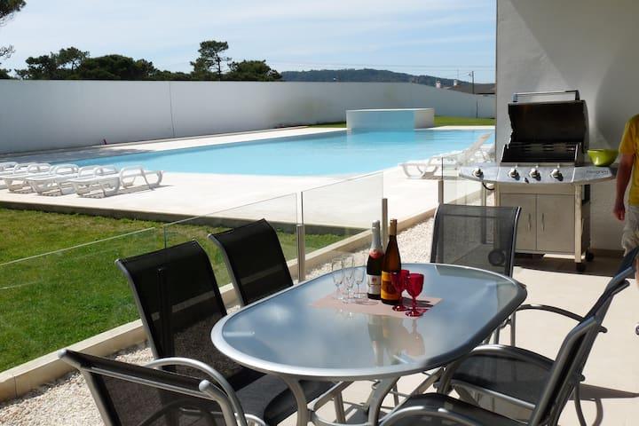 Modern appartement op wandelafstand van de zee