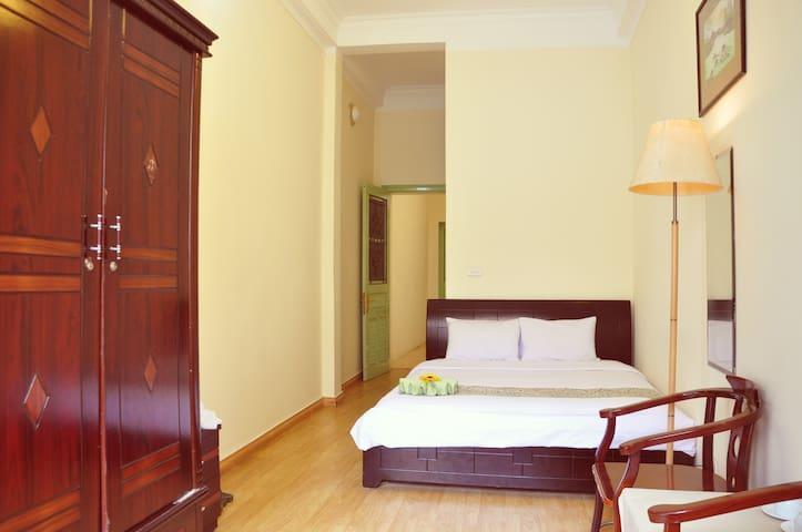 $18 Private room in center of Hanoi - Hanoi - Hus