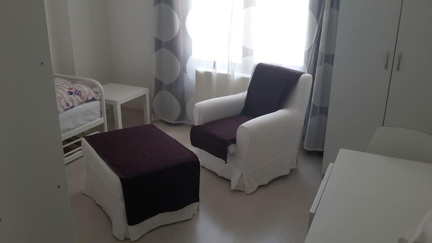 **ÖDTÜ, YAKINLARINDA SICAK BİR EV - Ankara - Apartment