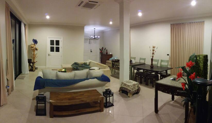 Pool villa Ramintra - Bangkok - Casa