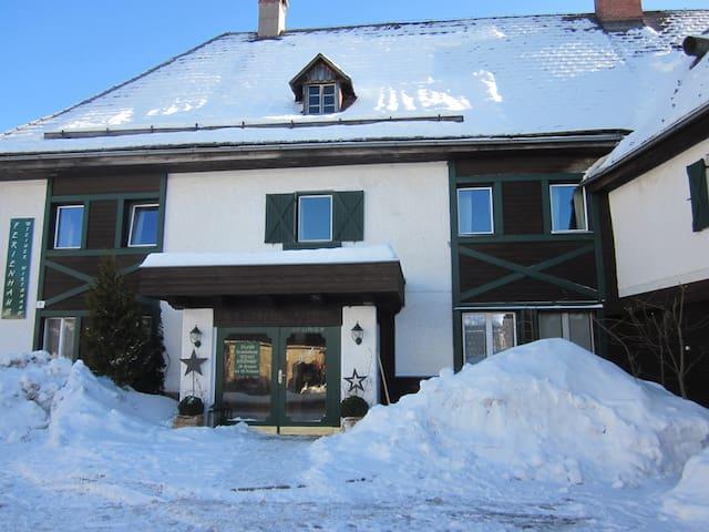 Steiner Stammhaus - Vorderstoder - Hus