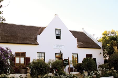 TULBAGH JEWEL OF THE CAPE - Tulbagh