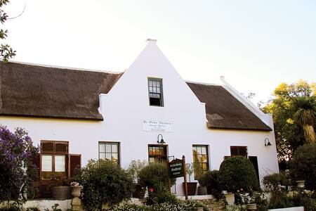 TULBAGH JEWEL OF THE CAPE - Tulbagh - Bed & Breakfast