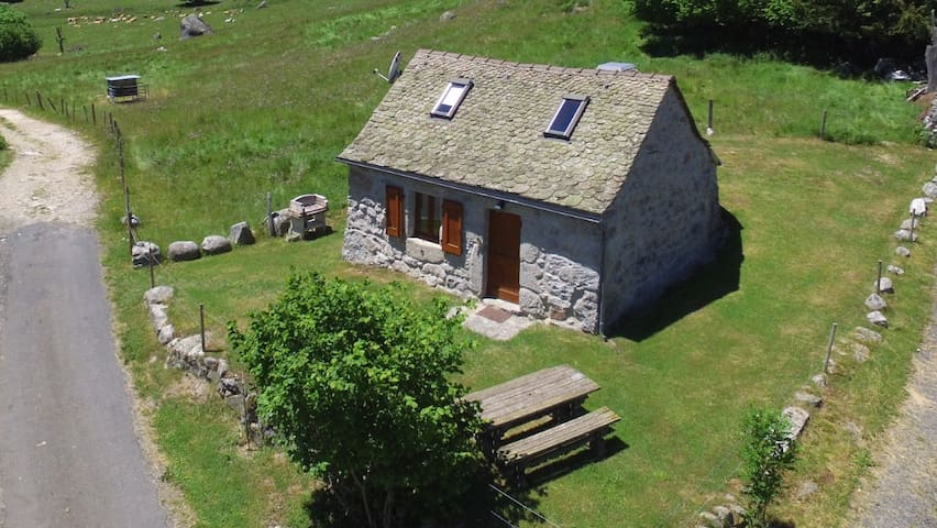 Le Four « Bleu lauze » (tiny house)