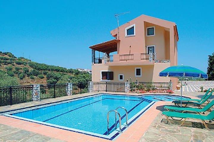 Villa Dimosthenis - Stalos - Villa