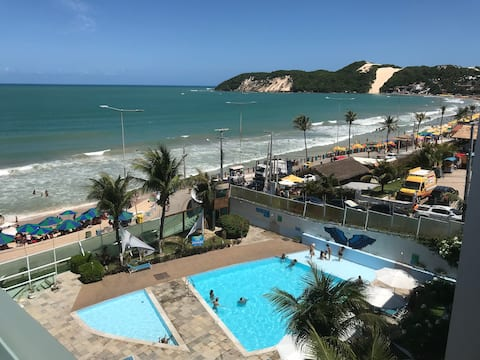 Ponta Negra Beach Praiano Flat