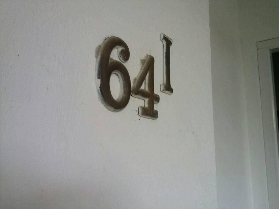 temui kami di blok ini, security dapat membantu anda untuk menemukannya.
