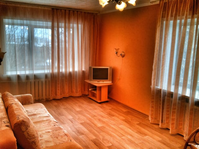 1-комнатная квартира в Перми, в 2 шагах от центра - Пермь - Apartment