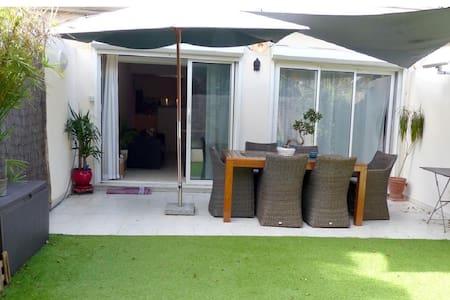 Cap d'Antibes : garden, modern... - Antibes