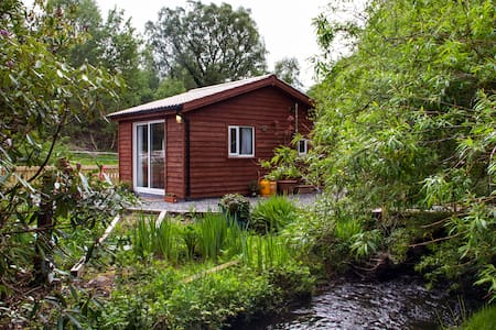 Writer's Cabin at Old Rectory  -  - Knappaghmore - Chatka