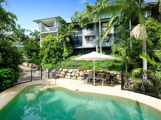 Oasis 14 Centrally Located + Buggy - Hamilton Island - Apartamento