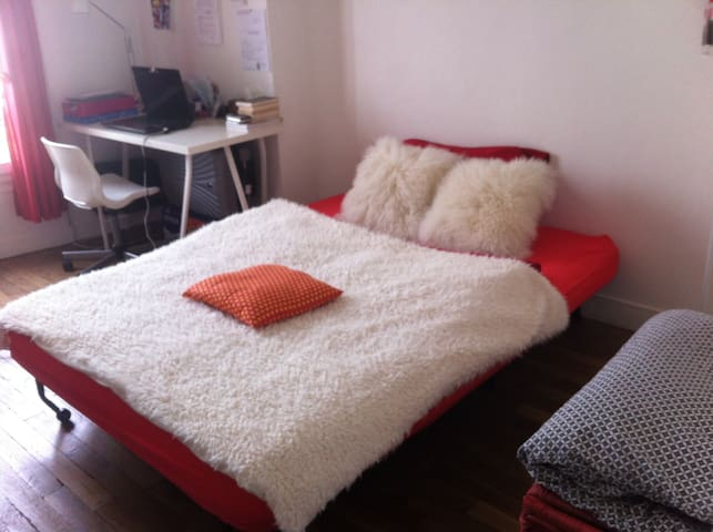 Belle chambre lumineuse - Clamart - Wohnung