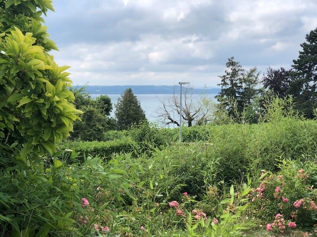 Un cadre de rêve dans le calme et la verdure