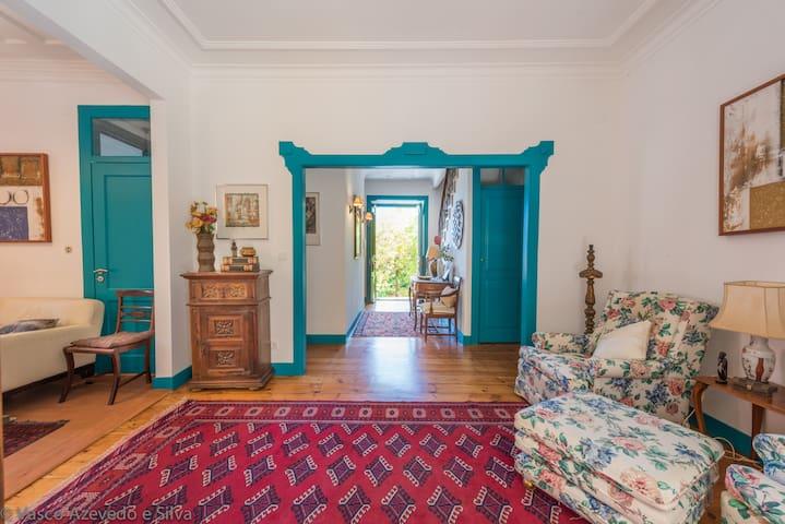 Sintra lovely Poet's Villa Suite 2