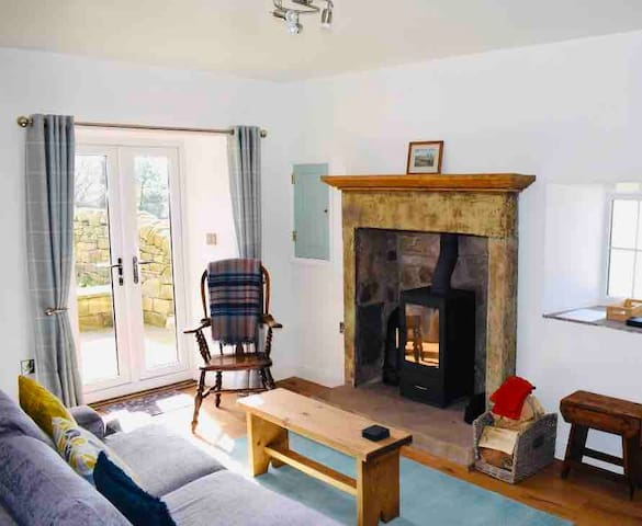 Homestead Cottage| Peak District| Private Parking