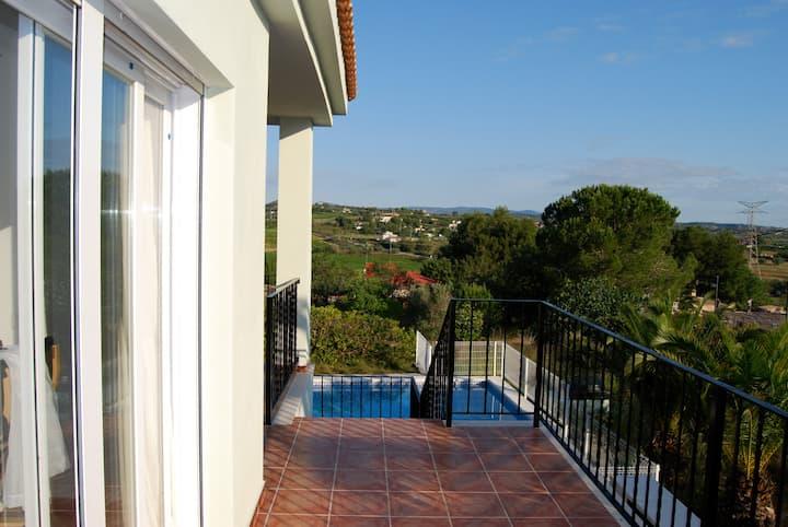Luxury villa near Valencia city