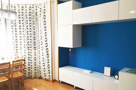 F CloseRETIRO,free parking,Wifi,air conditioner - Madrid