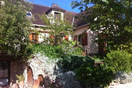 Calme,culture et loisir - Chessy - Haus