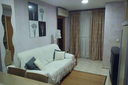 Apto dos dormitorios en Guardamar - Lejlighed
