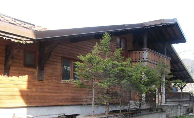 Une simple chambre au gite bergerie - Châtel - 飯店式公寓