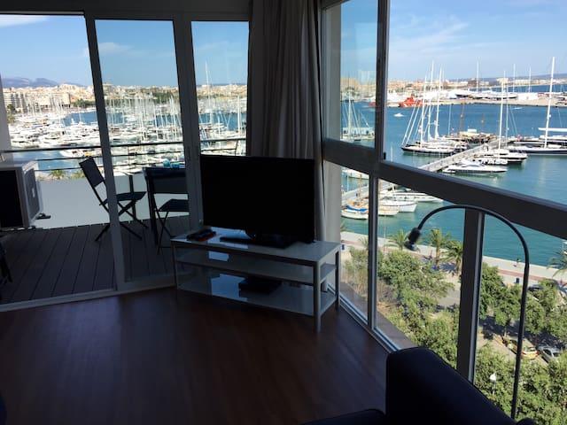 Fantástico loft frente al mar - Palma - Loft