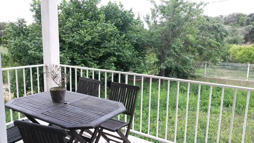 Appartement avec jardin au calme - Bastia - Apartment