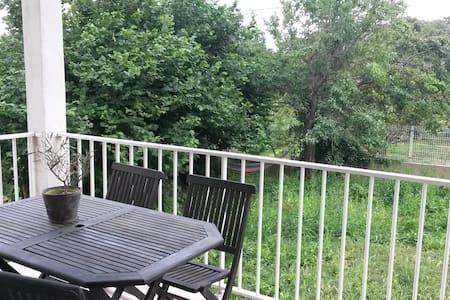 Appartement avec jardin au calme - Bastia - Apartamento