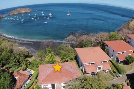 Luxury beachfront vacation home