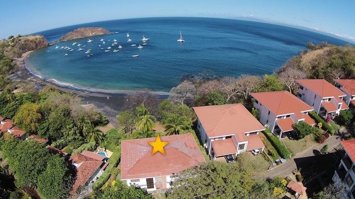 Beautiful beachfront vacation home