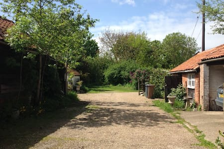 Rustic, peaceful farmhouse - Saxmundham