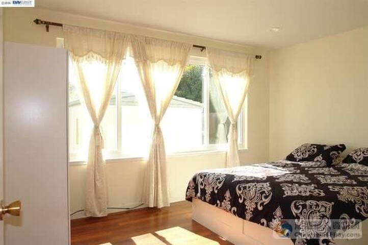 Big Sunny room